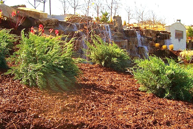 image of Foster Brothers landscaping material - Wood Landscaping Materials From Foster Wood Products, Inc. - Foster